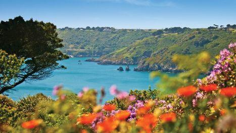 Guernesey: échappée belle dans l'«île aux fleurs»   De Natura Rerum   Scoop.it