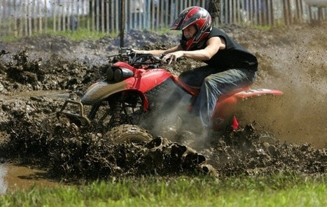 Power rangers: ATV enthusiasts are gaining traction in Wisconsin - Capital Times | All Terrain Vehicles | Scoop.it