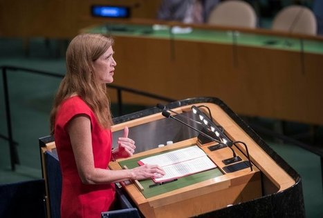 U.S. Abstains in U.N. Vote Condemning Cuba Embargo | Glopol Power and Sovereignty | Scoop.it