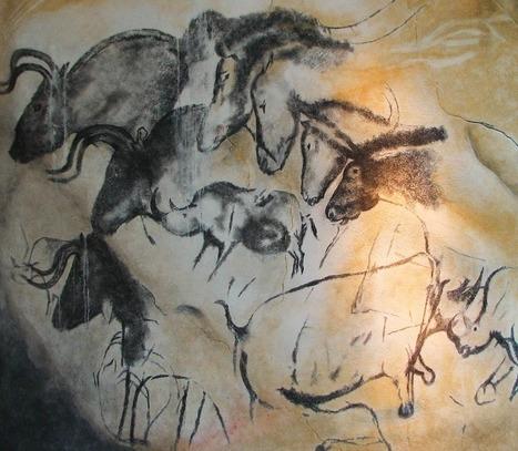 Prehistoric Art: Paleolithic Origins - Smarthistory | Art Symbolism | Scoop.it