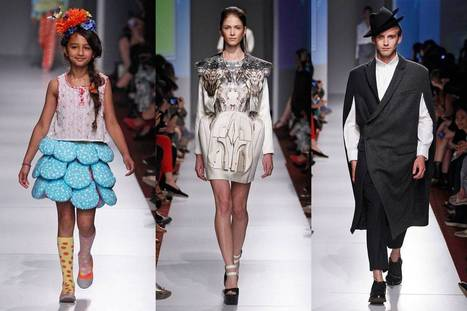 All the Looks from Parsons' Annual Fashion Show | CLOVER ENTERPRISES ''THE ENTERTAINMENT OF CHOICE'' | Scoop.it