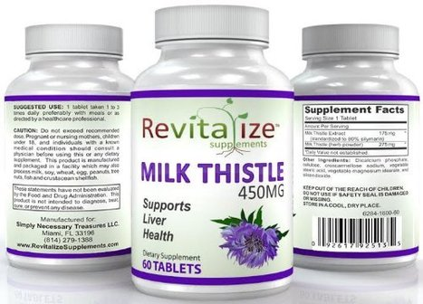 Milk Thistle Extract | Milk Thistle Extract | Scoop.it