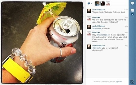 How Coca-Cola uses Facebook, Twitter, Pinterest and Google+ | Understanding Social Media | Scoop.it