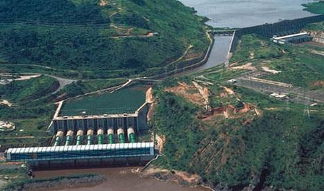 Constructing The World's Biggest Hydro Dam | DesignBuild News | Scoop.it