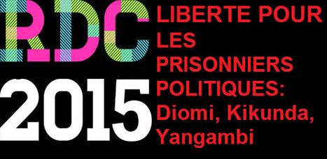 Que nous réserve l'année 2015 ?  / BAMBA DI LELO | EUGENE DIOMI NDONGALA, PRISONNIER POLITIQUE EN RDC | Scoop.it