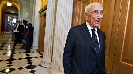 NJ Sen. Lautenberg dies at age 89 | PoliticsinAmerica | Scoop.it