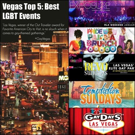 Vegas Top 5: Best LGBT Events   OutTraveler   Gay Vegas   Scoop.it