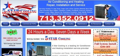 Hire Air Conditioner Repair - Air Conditioning Installation Services | 5 Starcooling | Scoop.it