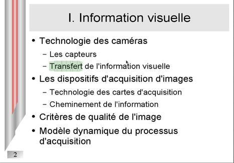 Vision et commande - Équipe Automatique Vision et Robotique | TIPE-2013-2014 Ressources Informatique Mathématiques | Scoop.it
