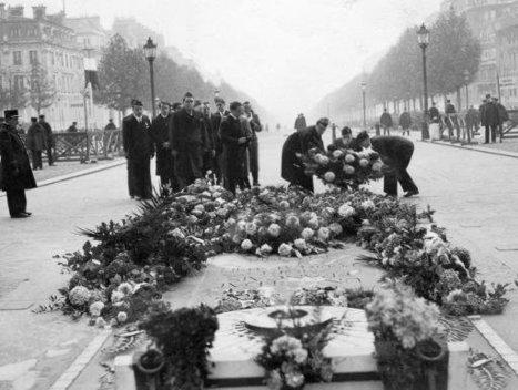 Le souvenir des morts de la Grande Guerre: cimetières, monuments et soldats inconnus (AFP) - Yahoo actualités | Nos Racines | Scoop.it