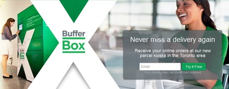 Future of Package Delivery: The Bufferbox Story - Brand Stories - New Age Brand Building - Brand Storytelling | Brand Stories | Scoop.it