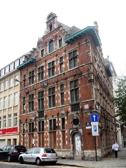 Horeca in 'Cheval Marin' na 15 jaar leegstand | Brusselnieuws | Investment property | Scoop.it