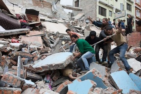 In an Already Troubled Nepal, a Picture of Despair Emerges | Sustain Our Earth | Scoop.it