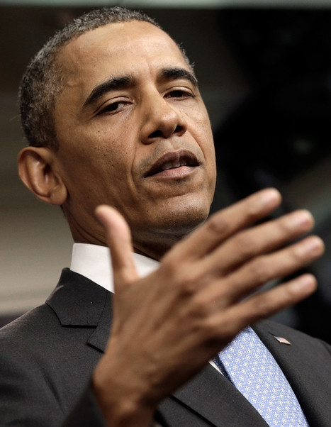 Obama Trayvon Martin Speech Transcript: President Comments On George ... - Huffington Post | consciousness | Scoop.it