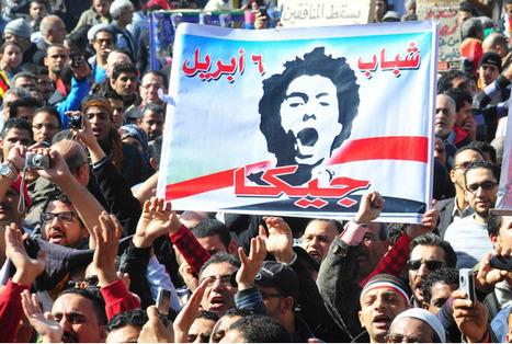 Photos des manifestations du 25/1/2013 (Daily news Egypt) | Égypt-actus | Scoop.it