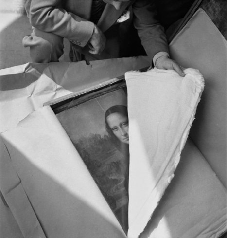 Moving the Mona Lisa: The WWII Story #art #MonaLisa #painting #WW11 #Louvre #history | Luby Art | Scoop.it