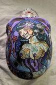 Marie Meïer, goth'n'roll graphic blog: New skull : Tattooed moto lady | My Artwork | Scoop.it