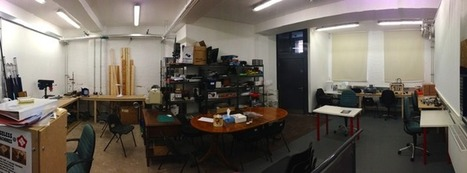Leicester Hackspace | Manufacturing Pasts: Creating & using OER from Leicester's Industrial History | Scoop.it