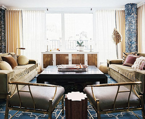 Luxury Home Decor With a Modern Feel   Designing Interiors   Scoop.it