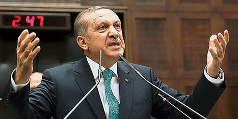 PM Erdoğan threatens to ban Facebook, YouTube - Today's Zaman, your gateway to Turkish daily news | The New Global Open Public Sphere | Scoop.it