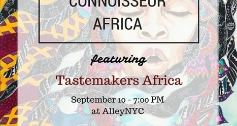 The race to Curate #Africanfashion during #NYFW | #MadeinAfrica #ConnoisseurAfrica @TstmkrsAfrica | Black Fashion Designers | Scoop.it