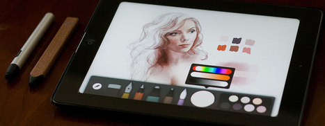 Mastering Paper by 53: Drawing Skin and Faces | Instagram Tips and Tricks | Scoop.it