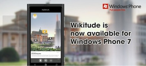 Wikitude now available on Windows Phone | Augment My Reality | Scoop.it