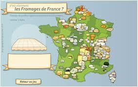 Jeu sur les fromages de France | fleenligne | Scoop.it