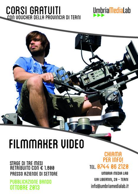 Corso Filmmaker Video - Umbria Media Lab   Corsi di formazione a Terni   Scoop.it