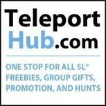 Teleport Hub Facebook | Second Life Freebies | Scoop.it
