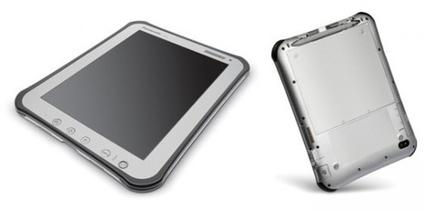 Rugged Panasonic Android Tablet Doesn't Shy Away From Danger | Technology and Gadgets | Scoop.it