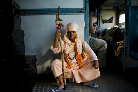 India's longest train journey - the himsagar express | Photographer: Suzanne Lee | PHOTOGRAPHERS | Scoop.it