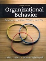 Test Bank For » Test Bank for Organizational Behavior Science The Real World and You, 8th Edition : Nelson Download | Management Test Bank | Scoop.it