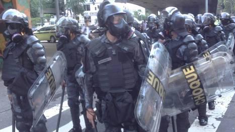 PMERJ espalha o pânico e o terror entre mulheres e crianças (RJ, 05 06 14) - YouTube | Anonimato da polícia | Scoop.it