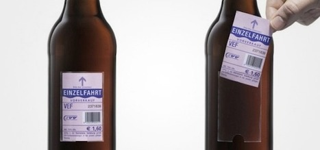 In Austria, beer bottle labels stop drink driving through free rides home | Grande Passione | Scoop.it