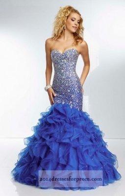 Cheap Beaded Ruffle Mermaid Prom Dresses 2014 [mermaid prom dresses sale] - $179.00 : Cheap Sequin Prom Dresses2014,Online Tailored Prom Dresses Shop,Homecoming Dresses Cheap | sherri hill prom dresses 2014 | Scoop.it