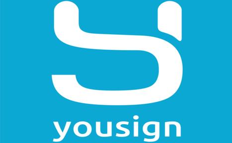 La startup du jour : Yousign, une signature électronique pour ... - Frenchweb.fr | Incubation | Scoop.it