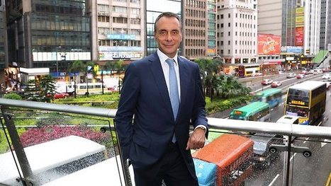 Gilles Plante, chief executive Asia Pacific, ANZ Bank | Bank shares | Scoop.it