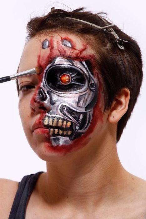 Halloween Makeup | Wigs Place | Scoop.it