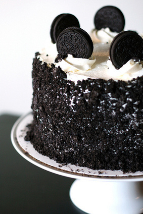 #Recipe - Cookies and Cream Oreo Cake | Oreo | Scoop.it
