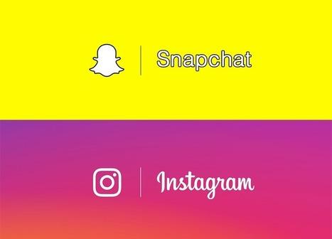 Pourquoi Instagram ne va pas enterrer Snapchat | Tendances, technologies, médias & réseaux sociaux : usages, évolution, statistiques | Scoop.it