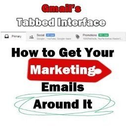 Gmail's Tabbed Interface and How to Get Your Marketing Emails Around It | Allround Social Media Marketing | Scoop.it