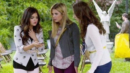 Pretty Little Liars Summer Finale Most Tweeted TV Episode Ever | screen seriality | Scoop.it