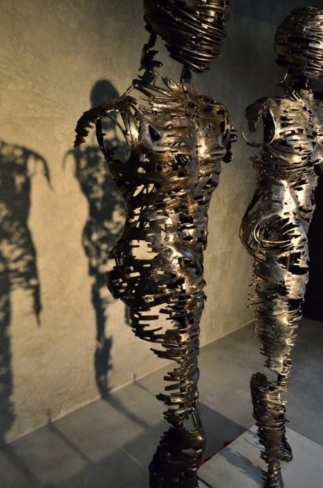 Drip and Deconstructed Sculptures by Regardt van der Meulen » CONTEMPORIST | Art Works | Scoop.it