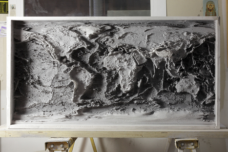 These Artists Flood 3-D Maps Of Earth To Simulate The Effects Of Climate Change | Fantastic Maps | Scoop.it