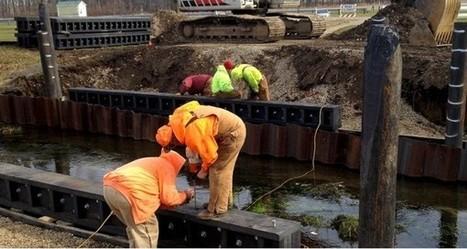 100% Recycled Plastic Bridge Holds Strong In Ohio | Arquitetura e Design | Scoop.it