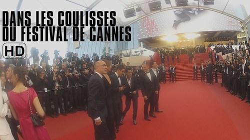 Né Quelque Part – Dans les coulisses du Festival de Cannes