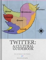 Tip of the Iceberg » Blog Archive » Twitter: A Cultural Guidebook | AAEEBL -- Social Media, Social Selves | Scoop.it