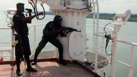 Nigerian Navy Arrests Owner of Pirate Mother Ship | Maritime security | Scoop.it