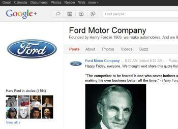 What Google+ Business Profiles Really Need: Real-Time Chat - PCWorld | The Google+ Project | Scoop.it